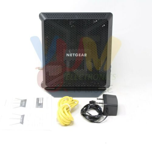 NetGear Nighthawk C7000 - 100NAR AC1900 Cable Modem DOCSIS 3.0 WiFi Router Combo