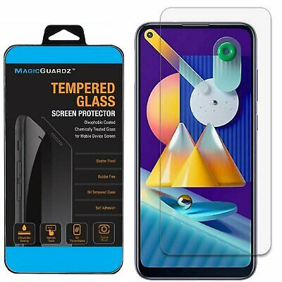 MagicGuardz® Tempered Glass Screen Protector For Samsung Galaxy Note 10 Lite Cell Phone Accessories