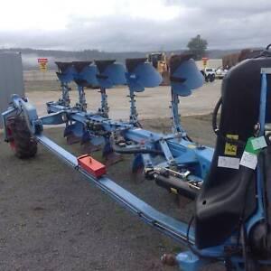 Lemken VariTansanit Mouldboard Plough Somerset Waratah Area Preview