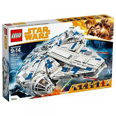 Lego Star Wars 75212 Boiler Run Millennium Falcon™ - New/Boxed