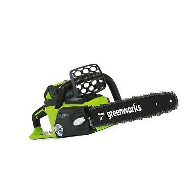 GreenWorks 20322 G-MAX 40V 16-Inch Cordless Chainsaw Battery