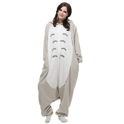 My Neighbor Totoro Kigurumi Onesi1 Pajamas Unisex Adult Sleepwear Halloween