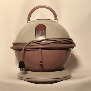 Vintage Vacuum Canister