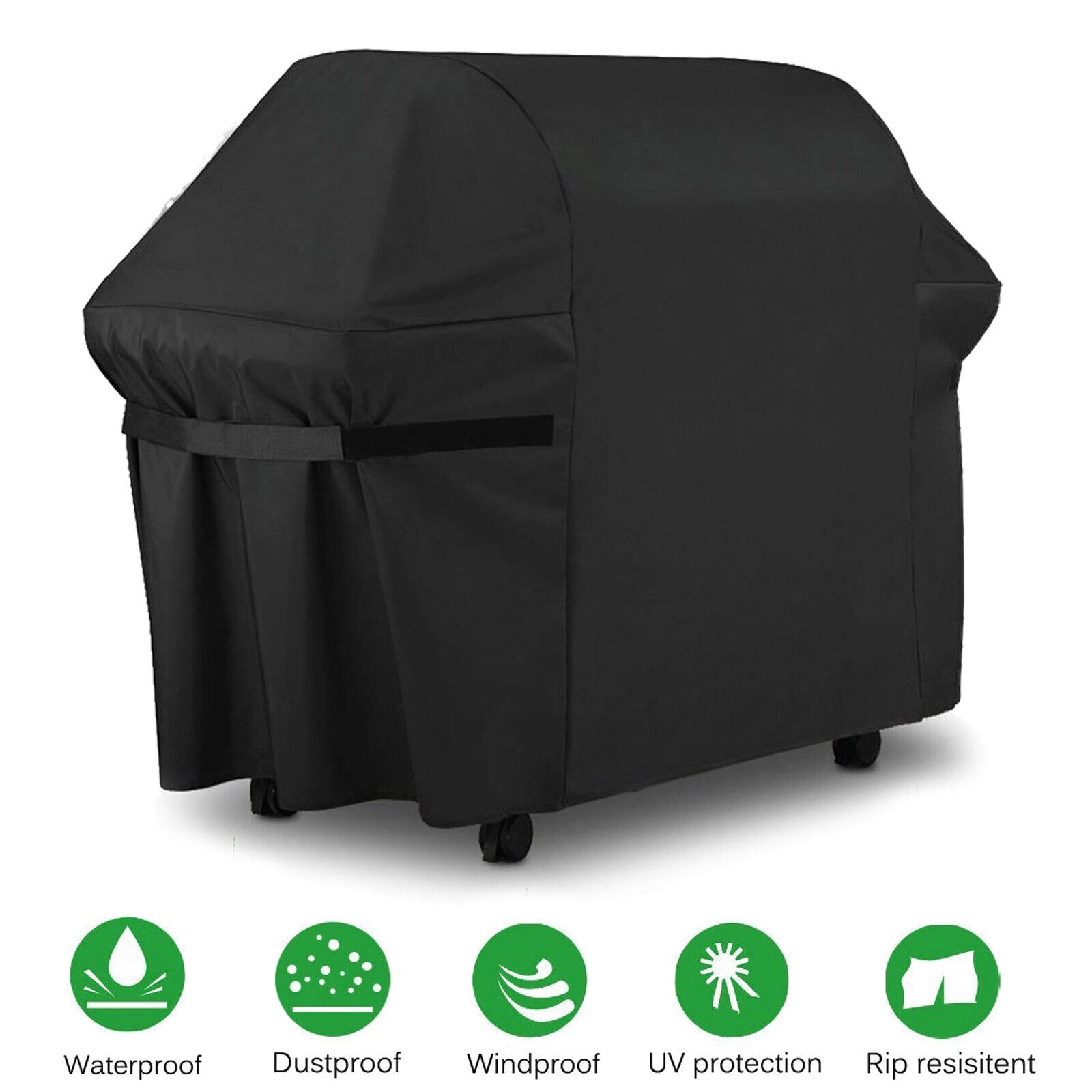 BBQ XL Grill Cover Gas Barbecue Heavy Duty Waterproof Dustdp