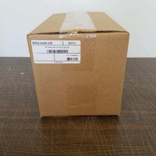 *NEW Genuine HP RM2-6418 RM2-6460 Duplex Fuser LaserJet M452 M454 M377 M477 M479