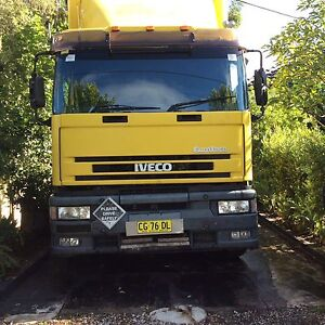 IVECO , EUROTECH MP 4500 Doonside Blacktown Area Preview