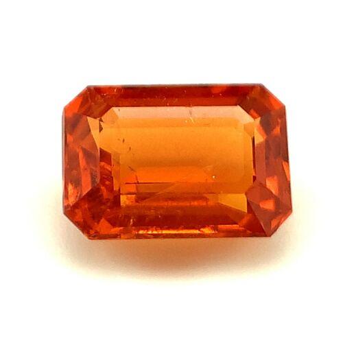 2.05ct Orange Spessartine Garnet from  Namibia Natural Gemstone *Video*