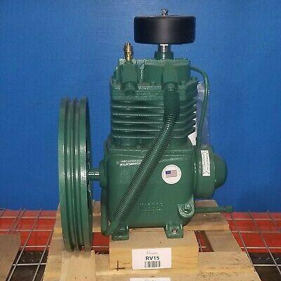 Champion Rv-15a 5-7.5hp 2-stage Cast Iron Air Compressor Pump