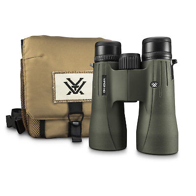 TWO Vortex Viper 10x50 HD Binoculars. Brand New with all accessories &...
