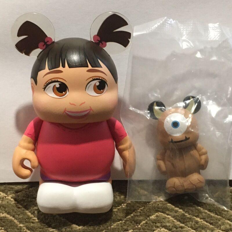 "Disney Vinylmation 3"" Pixar Series 2 Boo & Little Mikey, Monsters Inc."