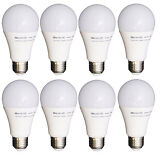 LED Light Bulbs A19 Dimmable, 40, 60, 75 Watt Equivalent, 8 Pk or 2 Pk