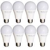 LED Light Bulbs A19 Dimmable, 40, 60, 75 Watt Equivalent, 8 Pk or 2 Pk