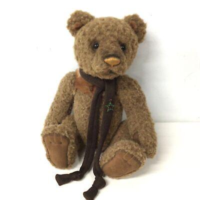 2013 Charlie Bears Aloysius Plush Stuffed Jointed Teddy Bear #918