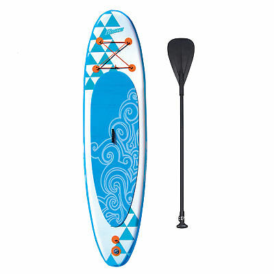 Banzai 10 Inflatable Sup Stand Up Paddle Board W  Adjustable Paddle   Backpack
