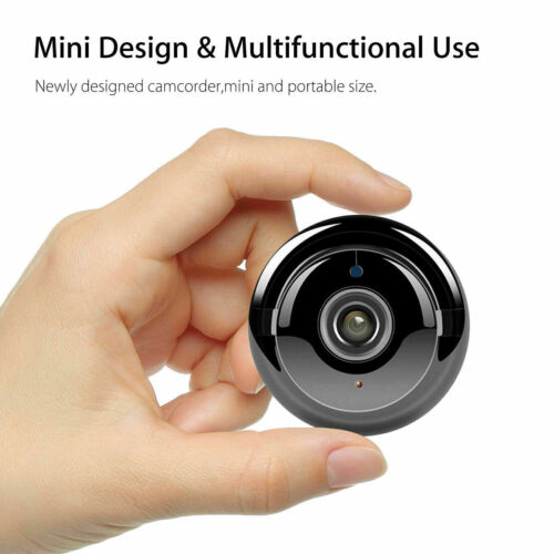 Mini Camera Wireless 1080P Wifi IP Smart Home Security Camcorder Night Vision