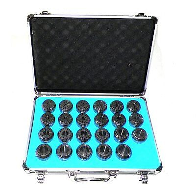 Er40 Collets Set 18 To 1 23 Pcs For Milling Prime Quality Er 40 Collet