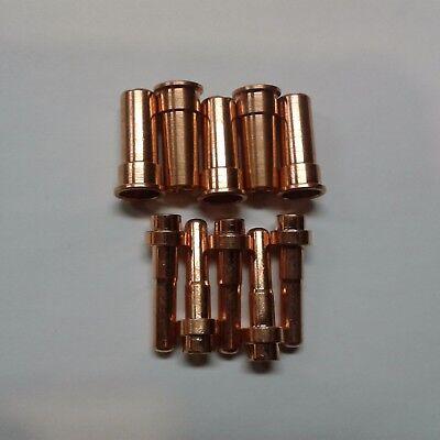 Long Drag Tip Set 40 Amp For Eastwood Versa Cut 40 Plasma Cutter Cblt 50 Torch