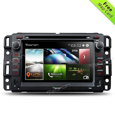 """US 7"""" in Car CD DVD Player Radio Stereo GPS Navigation I for Chevrolet GMC Buick"""