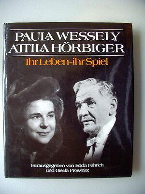 Paula Wessely Attila Hörbiger Ihr Leben ihr Spiel Dokumentation 1985 Biografie