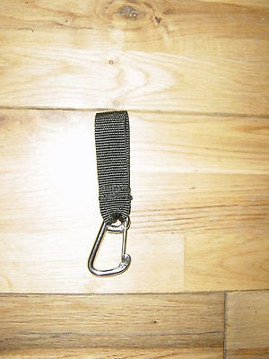 H D STAINLESS STEEL SNAP HOOK BELT EQPT