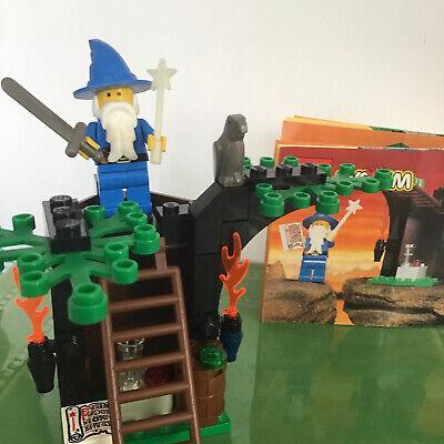 Lego 6020 Complete Wizard Magic Shop Set - Instructions But No Box. Castle Theme