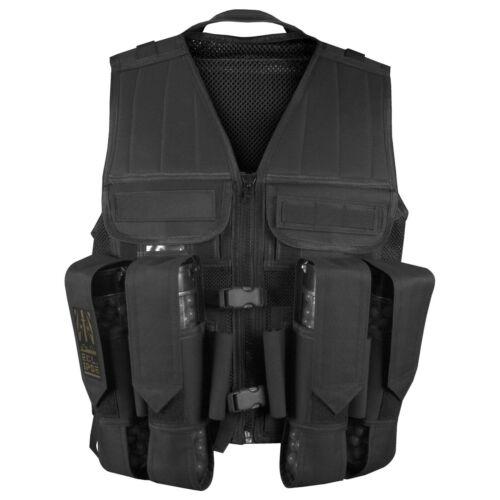 Planet Eclipse Load Tactical Vest - Black - Paintball