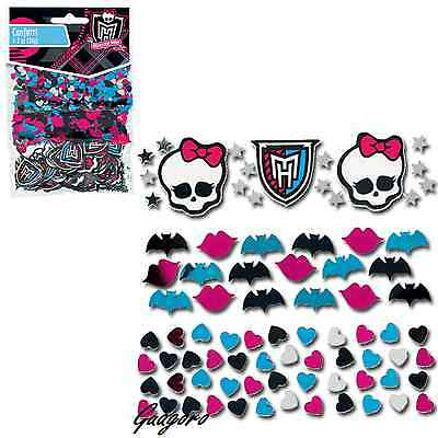 Monster High Birthday Decorations (Monster High Birthday Confetti Bag Fillers Decorations Party Supply Favor)