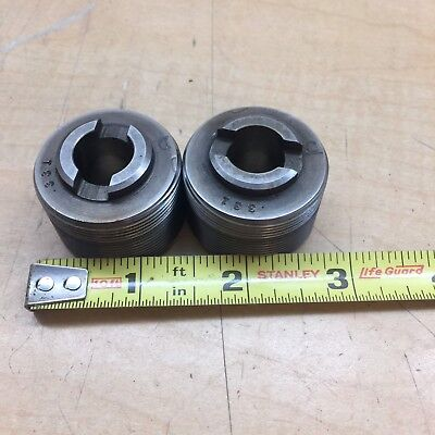 Lot Of 2 Reed Thread Rolling Dies 12-20unf