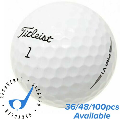 Titleist Mix Models - Bulk Used Golf Balls - Good Quality AAA Recycled 3A Ball