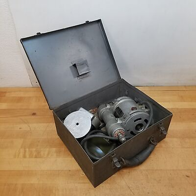 Mcgonegal Themac Type J45 Tool Post Grinder 115v 4.5a 10000 Rpm 495 Watts