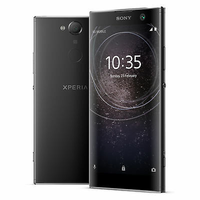 Sony Xperia XA2 H3123 32GB Unlocked GSM 4G LTE Android 23MP Phone - Black