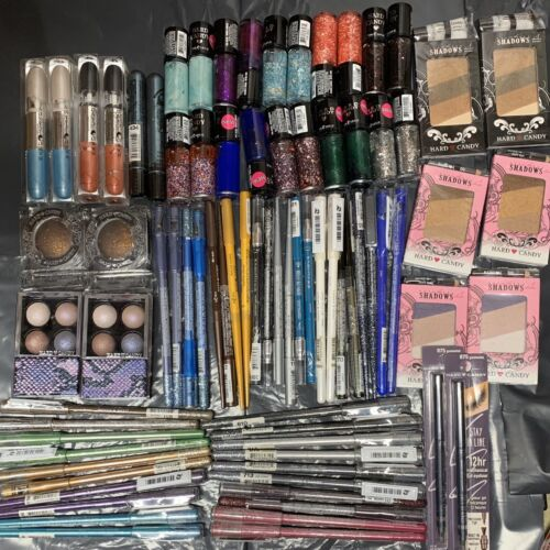 Hard Candy 50 New EXACT Makeup Items NO DUPLICATES Pretty WH