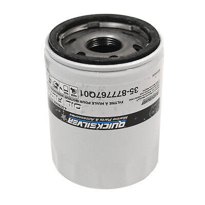 Bootsteile & Zubehör Mercury Quicksilver Ölfilter Verado 200-350PS 6 Zylinder 35-877769Q01 Filter Öl