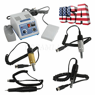 Dental Lab Marathon Micro Motor 35k Rpm Electric Motor Polishing Handpiece Usa