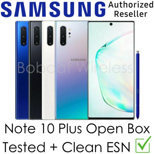 Samsung Galaxy Note 10+ Plus N975U N975U1 AT&T Sprint Verizon 5G Unlocked