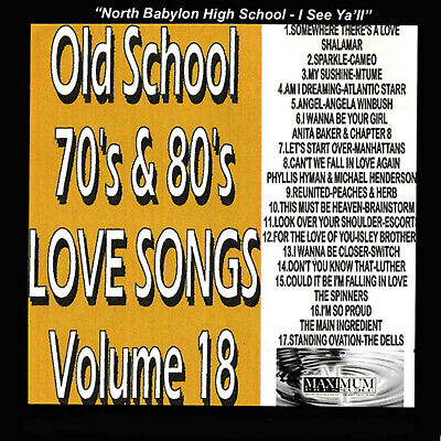 Vol. 18-Best Of 70's 80's Old School Dance Party Hits DJ Compilation Mix