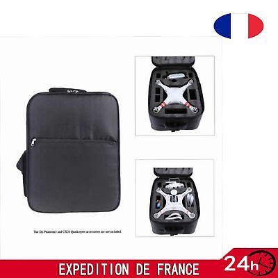 Quadcopter Sac à Dos pour drone DJI Phantom 3 Quadcopter CX-20 Noir 52 x 26x38cm