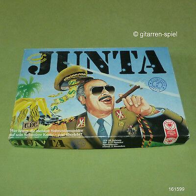 Junta - Alte Ausgabe von ASS-Spiele  ab 18 Jahren * Rar! * Top!