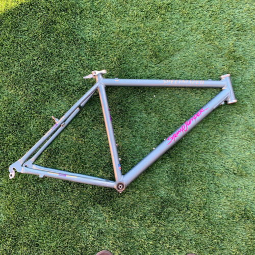 "Vintage 1994 Specialized Stumpjumper M2 FS 20"" Metal Matrix Mountain Bike"