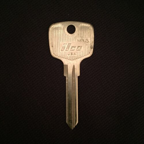 Mercedes Benz Ilco MB15 Key Blank 1973-1979 280 350 450 SL SEL SEC D SE SEL