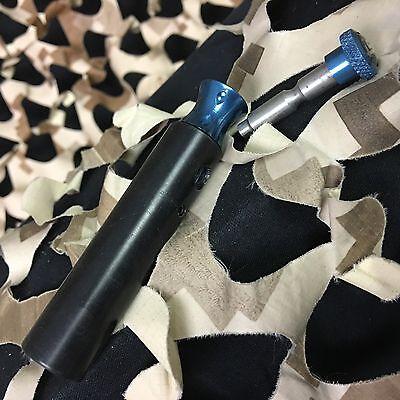 NEW Shocktech Smart Parts Impulse Super Fly Upgrade Bolt - Black/Blue
