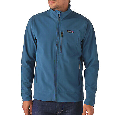 Patagonia Sidesend Jacket - Mens Large - NWT - Glass Blue