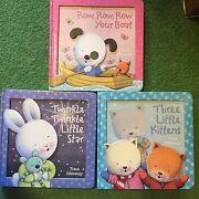 Nursery rhyme books Casula Liverpool Area Preview