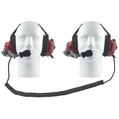 Racing Fan Intercom System Two Way Link Headsets G5 Gemini 5 Electronics NASCAR Consumer Electronics