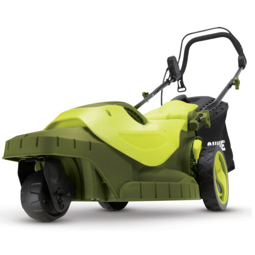 Sun Joe Electric Lawn Mower |  360 Turns | 16 Inch | 12 Amp