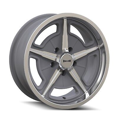 CPP Ridler 605 wheels 18x8 + 18x9.5 fits: FORD F100 48-79, FORD F150 87-96 for sale  USA