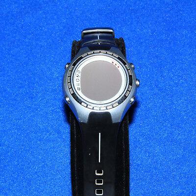 Suunto G6 Golf Swing Monitor Watch w Band - Looks Great but needs repair