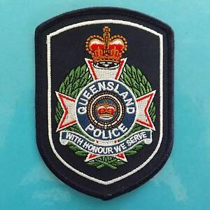 QUEENSLAND POLICE  PATCH VERSION ONE NEW Nowra Nowra-Bomaderry Preview