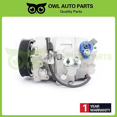 A/C Compressor Fit BMW 325i 328i 330i 528i 525i 530i M3 M5 M6 Z4 06-13 7SEU16C