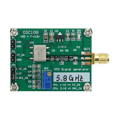 Rf Vco Signal Source Microwave Voltage Controlled Oscillator Signal Generator